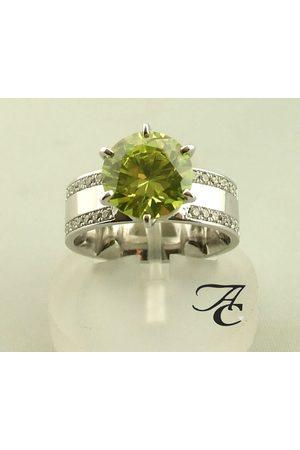 Atelier Christian Ring met citrien en diamanten