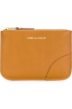 Comme Des Garçons Wallet Textured leather pouch