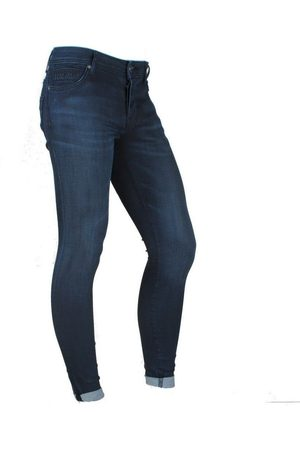 Cars Heren jeans super skinny stretch lengte 34 dust black coated