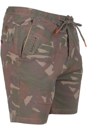 MZ72 Heren short filou camouflage - army
