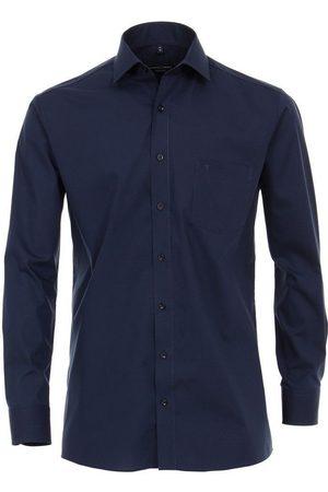 Casa Moda Heren overhemd strijkvrij met borstzakje regular fit