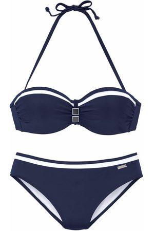 Lascana Dames Bikini's - Bikini 'Wire-Band-Bik LC Yacht