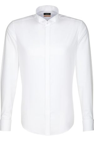 Seidensticker Heren Zakelijk overhemd 'Slim