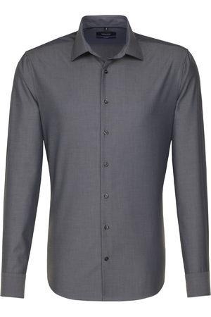 Seidensticker Heren Zakelijk - Zakelijk overhemd 'Tailored