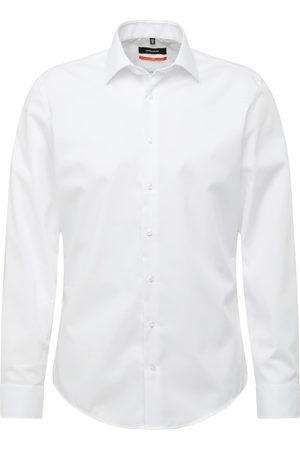 Seidensticker Heren Overhemden - Zakelijk overhemd 'Business Kent