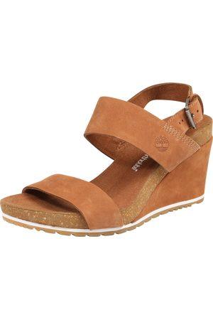Timberland Dames Sleehakken - Sandalen met riem 'Capri Sunset