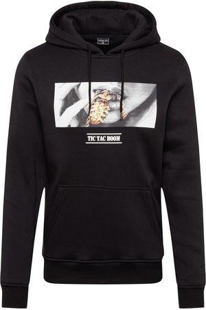 Mister Tee Heren Sweaters - Sweatshirt 'Boom