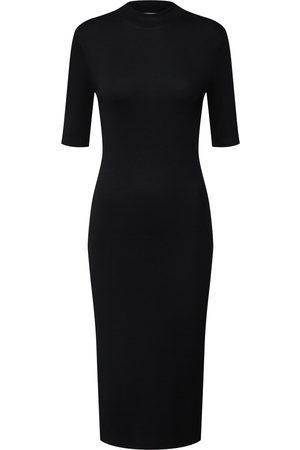 Modstrom Dames Gebreide jurken - Gebreide jurk 'Krown T-Shirt Dress