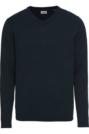Jack & Jones Heren Gebreide truien - Trui 'JJEBASIC KNIT V-NECK