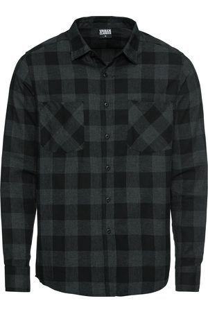 Urban classics Overhemd 'Checked Flanell