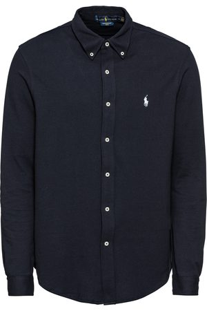 Polo Ralph Lauren Heren Overhemden - Overhemd 'FEATHERWEIGHT MESH-LSL-KNT