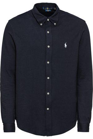 Polo Ralph Lauren Overhemd 'FEATHERWEIGHT MESH-LSL-KNT