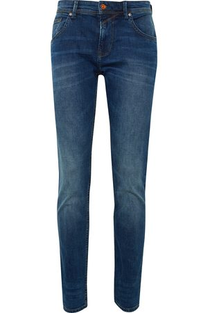 TOM TAILOR Heren Straight - Jeans 'AEDAN