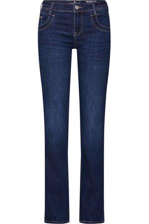 TOM TAILOR Dames Straight - Jeans 'Alexa