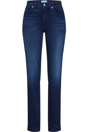 7 for all Mankind Dames Straight - Jeans 'THE STRAIGHT