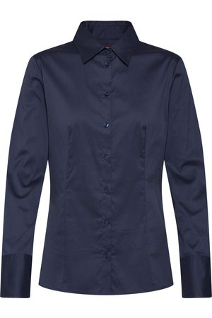 HUGO BOSS Dames Blouses - Blouse 'The Fitted Shirt