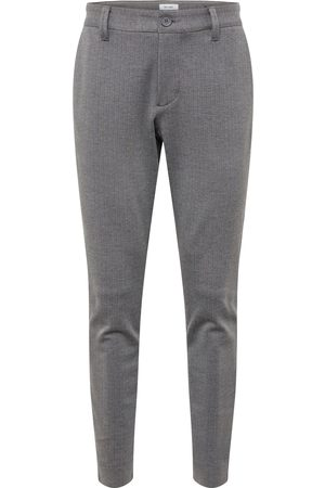 Only & Sons Heren Chino's - Chino 'onsMARK PANT STRIPE GW 3727 NOOS