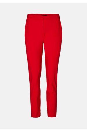 Evita Dames Geklede broeken - Pantalon
