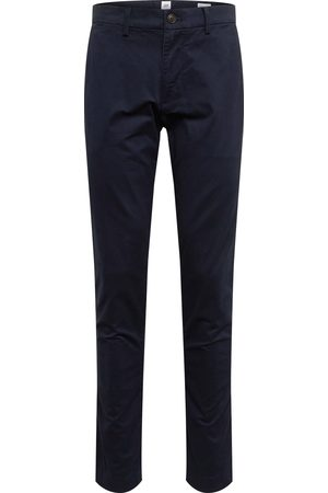 GAP Heren Pantalon - Broek 'V-ESSENTIAL KHAKI SLIM FIT