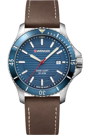 Wenger Heren Horloges - Analoog horloge 'Seaforce