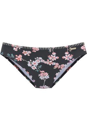 sunseeker Dames Bikini broekjes - Bikinibroek 'Ditsy
