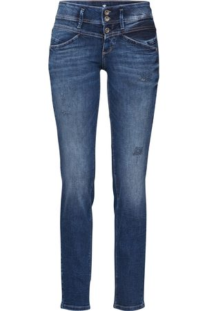 TOM TAILOR Dames Slim - Jeans 'Alexa