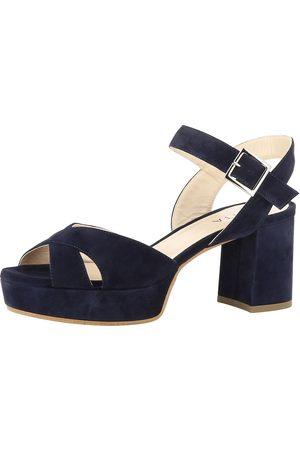 Evita Dames Sandalen - Sandalen met riem