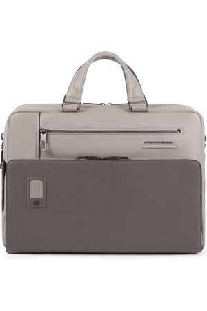 Piquadro Heren Laptotassen - Laptoptas