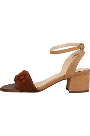 Peter Kaiser Dames Sandalen - Sandalen met riem