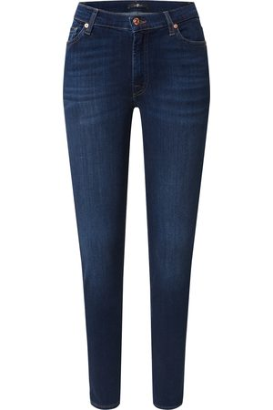 7 for all Mankind Jeans 'HW SKINNY SLIM ILLUSION LUXE BLISS