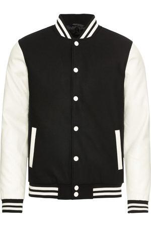 Urban classics Tussenjas 'Oldschool College Jacket