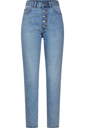 Dr Denim Dames Straight - Jeans 'Nora