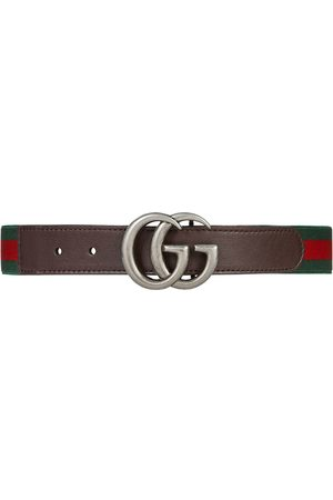 Gucci Elasticated GG Web belt
