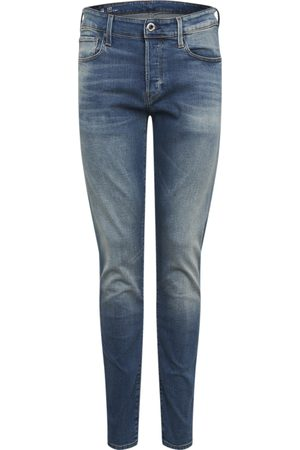 G-Star Heren Straight - Jeans '3301 Tapered