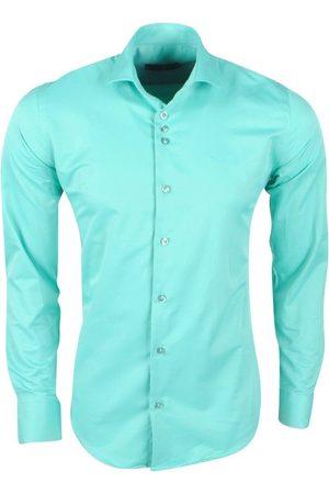 Ferlucci Heren overhemd napoli mint