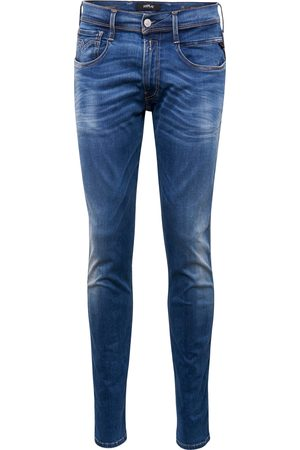 Replay Heren Slim - Jeans 'ANBASS Hyperflex