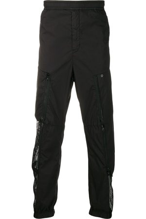 STONE ISLAND SHADOW PROJECT Mesh-panel track pants