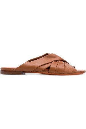 santoni Crossover sandals