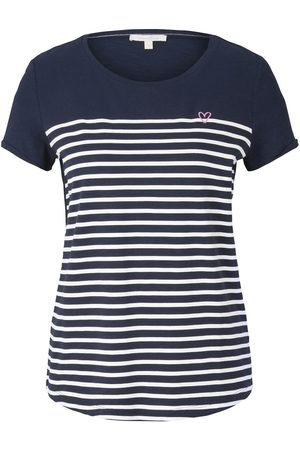 TOM TAILOR Dames T-shirts - Shirt