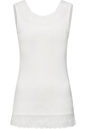 Cream Dames T-shirts - Top 'Florence