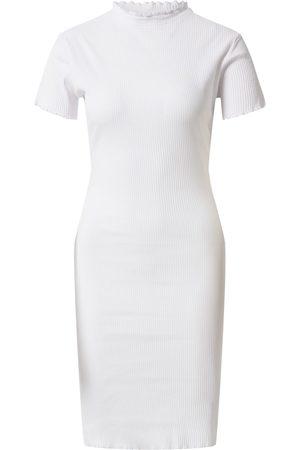 Urban classics Dames Jersey jurken - Jurk