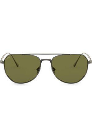 Persol Oversized aviator sunglasses