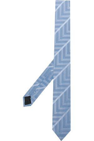 Gianfranco Ferré Pre-Owned 1990s geometric print neck tie