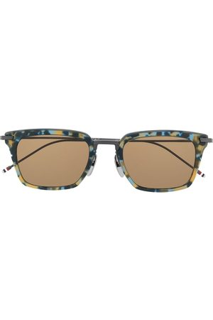 Thom Browne Wayfarer cat-eye shaped sunglasses