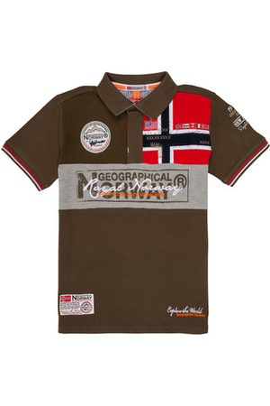 Geographical Norway Polo Shirt Korte Mouw KIDNEY