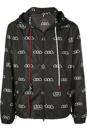 Moncler Logo rain jacket