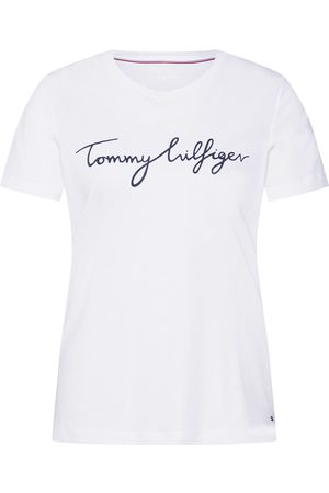 Tommy Hilfiger Dames T-shirts - Shirt 'HERITAGE CREW NECK G