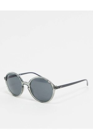 Ray-Ban Round sunglasses in grey ORB4304