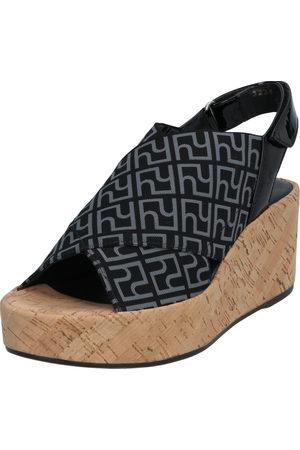 Högl Dames Sleehakken - Sandalen met riem