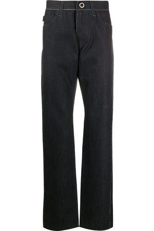 Gianfranco Ferré 2000s pre-owned straight-leg jeans